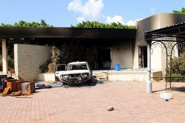 L'attaque de Benghazi a eu lieu le jour-anniversaire... (Photo Archives AFP)