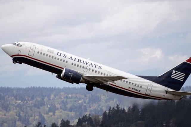 Actuellement, US Airways offre trois vols vers la... (Photo AP)