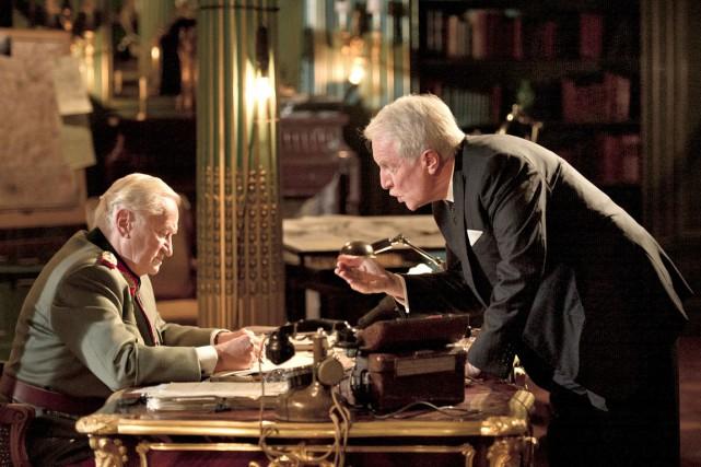 L'essentiel de Diplomatie se déroule en huis clos,... (Fournie par les Films Métropole)