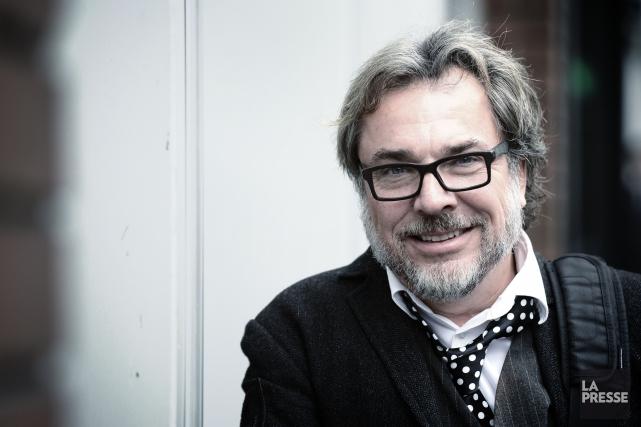 Le comédien et animateur Christian Bégin sera chroniqueur... (Photo Bernard Brault, La Presse)