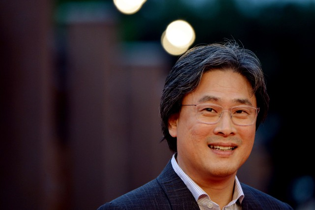 Park Chan-Wook... (PHOTO TIZIANA FABI, AFP)