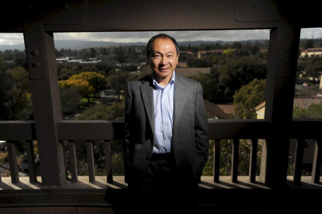 Francis Fukuyama, professeur de l'Université Stanford, vient de... (PHOTO NOAH BERGER, ARCHIVES THE NEW YORK TIMES)