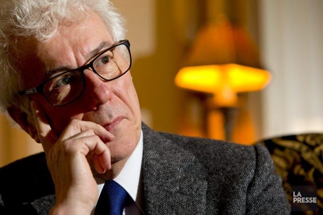 Ken Follett, l'auteur de la trilogie Le Siècle.... (Alain Roberge, La Presse)