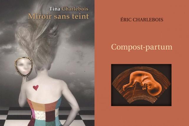 Avec leur plus récent recueil respectif, les Franco-Ontariens Tina Charlebois...
