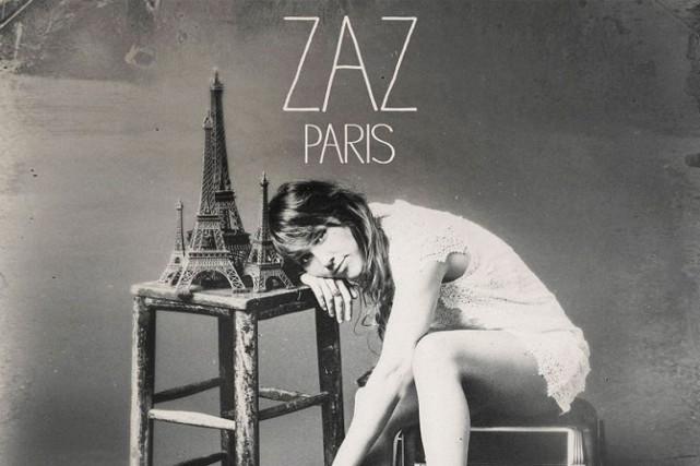 Du Paris, en veux-tu en voilà, c'est le dernier album de Zaz, que l'on a...