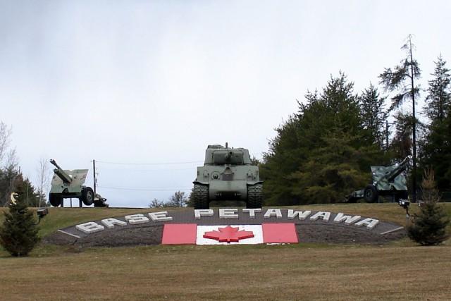 Un communiqué de l'armée indique qu'au moment de... (Photo Archives Wikimedia)