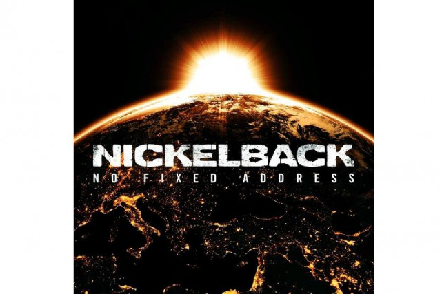 ROCK, No Fixed Address de Nickelback...