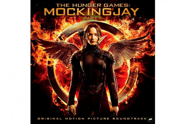 TRAME SONORE, The Hunger Games: Mockingjay Pt. 1,...