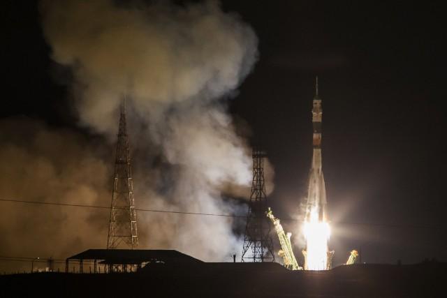 «Le décollage s'est passé normalement et l'équipage se... (Photo SHAMIL ZHUMATOV, Reuters)