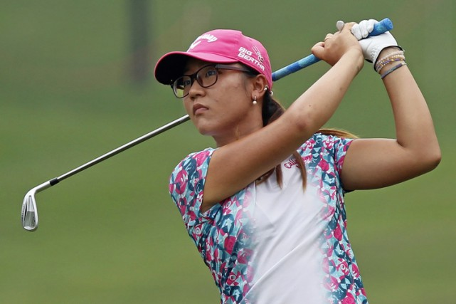 Lydia Ko... (Archives AP)
