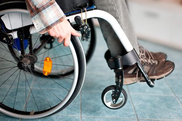 Bien que plusieurs paraplégiques ont manifesté l'an dernier... (Shutterstock, Jenny Sturm)