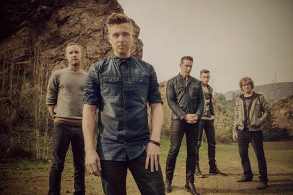 OneRepublic est mené par le chanteur et guitariste...