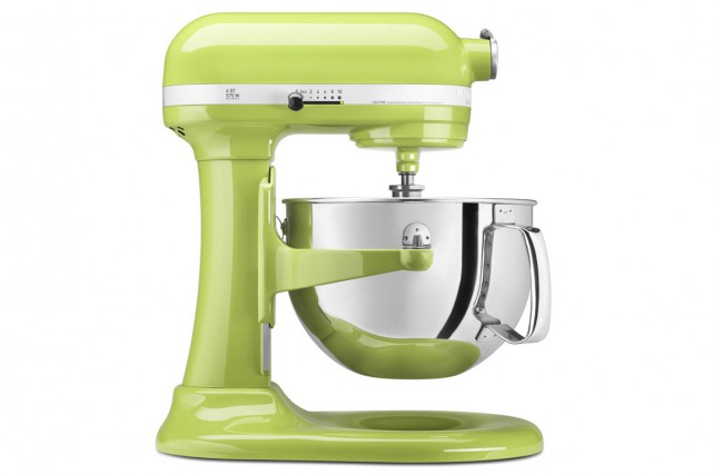 Mélangeur Kitchenaid Artisan.... (PHOTO FOURNIE PAR KITCHENAID)