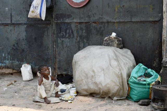 Madagascar est un des pays les plus pauvres... (PHOTO  STÉPHANE DE SAKUTIN, ARCHIVES AFP)