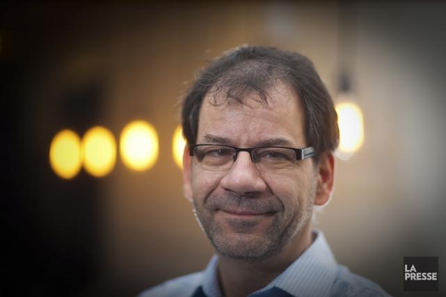 Patrick Bérard est conseiller en gestion chez SAJE... (Photo André Pichette, La Presse)