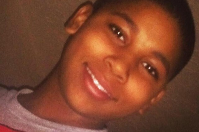 Tamir Ricea étéabattu en novembre 2014, à l'âge... (PHOTO TWITTER)