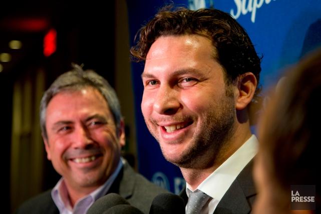 Adam Braz est le nouveau directeur technique de... (Photo Alain Roberge, La Presse)