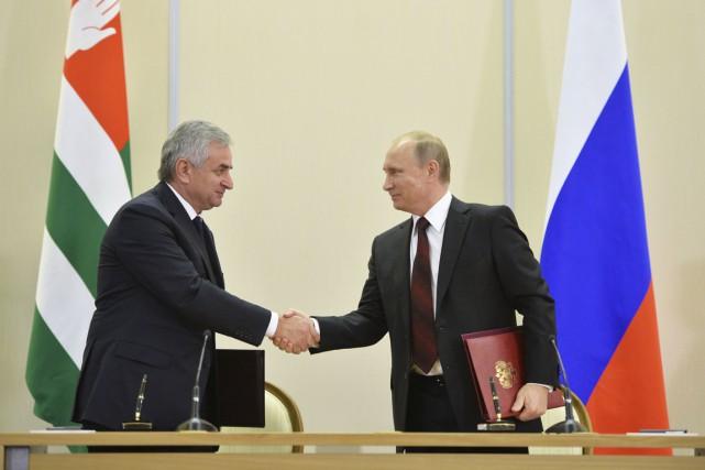 L'accord prévoyant «une coopération plus étroite entre la... (Photo Reuters)