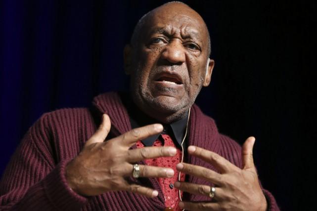 Cosby n'avait pas trop souffert des conséquences d'une... (Photo AP)