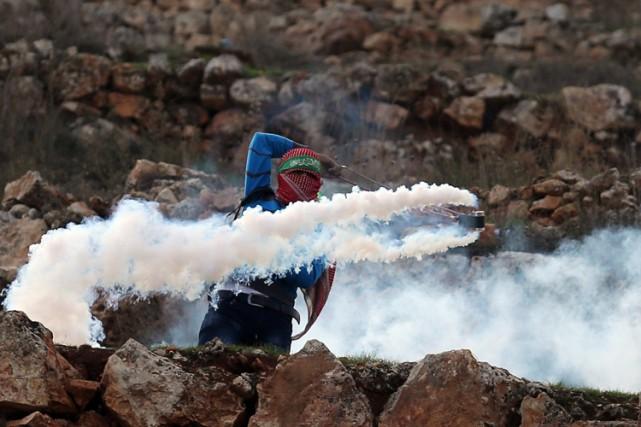 Les tensions sont vives à Jérusalem-Est depuis le... (Photo: AFP)