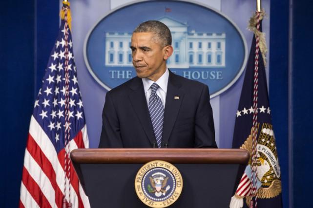Le discours sur l'État de l'Union, prononcé traditionnellement... (PHOTO ARCHIVES AFP)