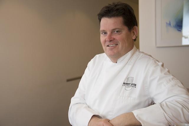 Le chef Pierre-André Ayer... (Photo fournie par Montréal en lumière)