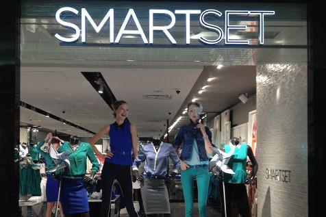 Au total, 31 magasins seront fermés alors que... (Photo site internet Smart Set)