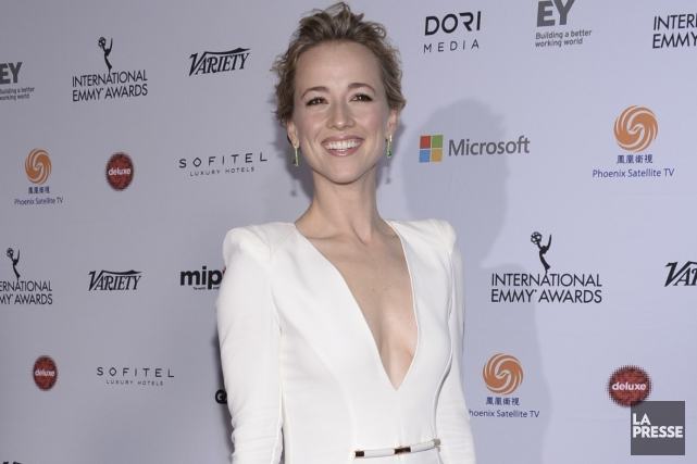 Karine Vanasse... (Photo: archives AP)