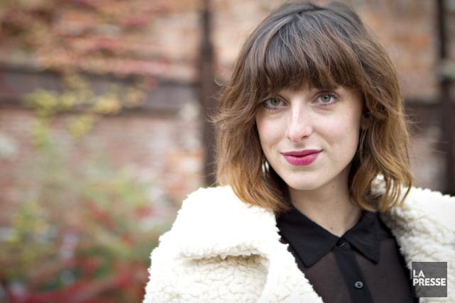 Rédactrice dans une agence de pub, auteure du blogue littéraire Les... (Photo: Olivier Jean, La Presse)