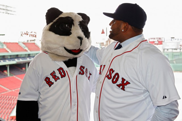 Pablo Sandoval, dont le surnom est «Kung Fu... (Photo Greg M. Cooper, USA Today Sports)