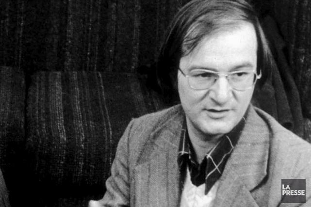 Claude Vivier a obtenu un succès considérable comme... (Photo: Pierre McCann, archives La Presse)