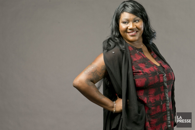 Après un premier album de reprises, l'ex-star académicienne Mélissa Bédard est... (Photo: David Boily, La Presse)