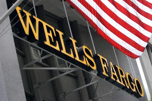 Wells Fargo a dégagé un bénéfice plus élevé au deuxième trimestre, la banque... (Photo Archives Bloomberg)
