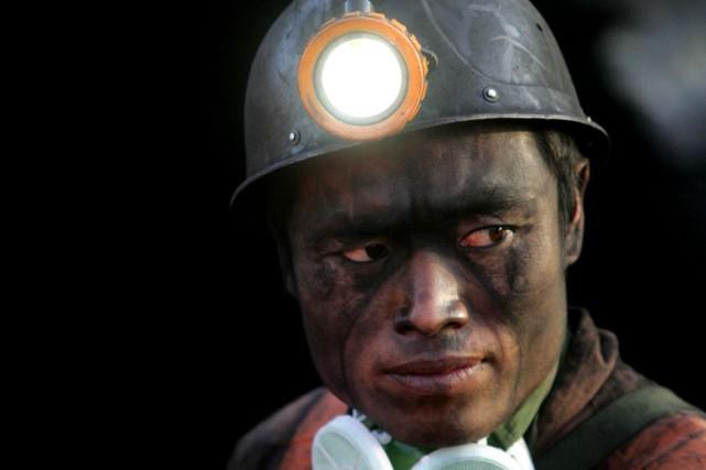 Sur notre photo, un sauveteur lors d'un coup... (Photo: archives AFP)