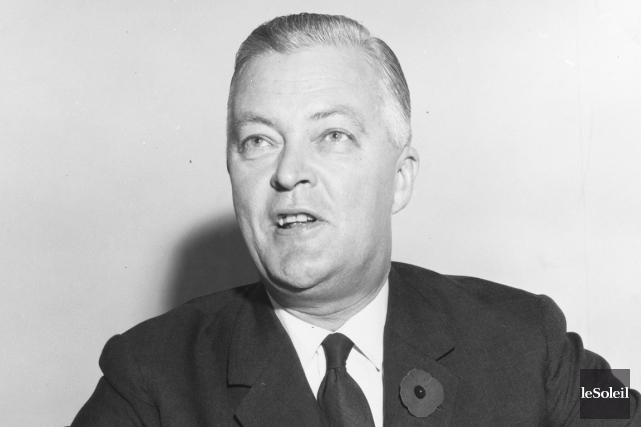 En 1964, le gouvernement de Jean Lesage a... (Archives Le Soleil)