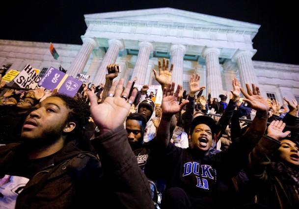 La journée de mardi a été marquée par... (Associated Press)