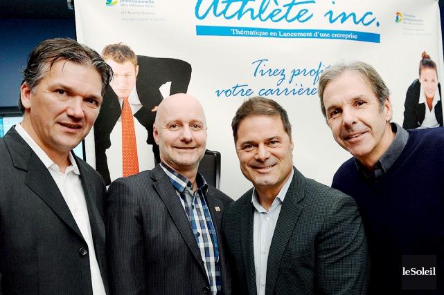 Directeur du centre de formation professionnelle Maurice-Barbeau, Daniel... (Le Soleil, Erick Labbé)