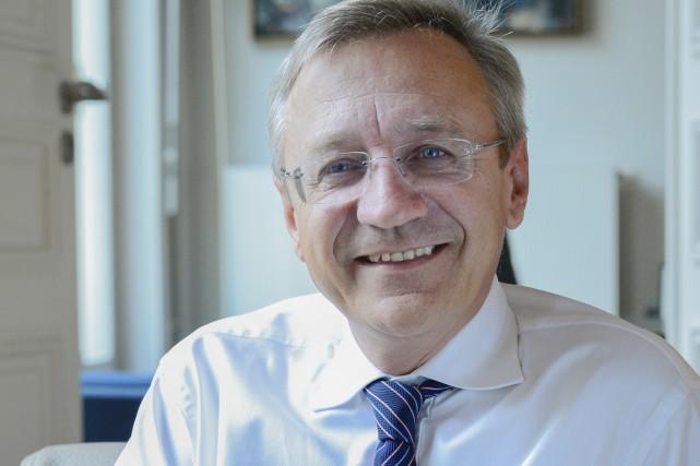 Clément Duhaime reconnaît que l'Organisation internationale de la... (PHOTO CYRIL BAILLEUL, FOURNIE PAR L'OIF)