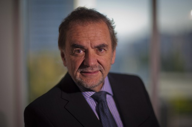 Michel Nadeau... (Photo: La Presse)