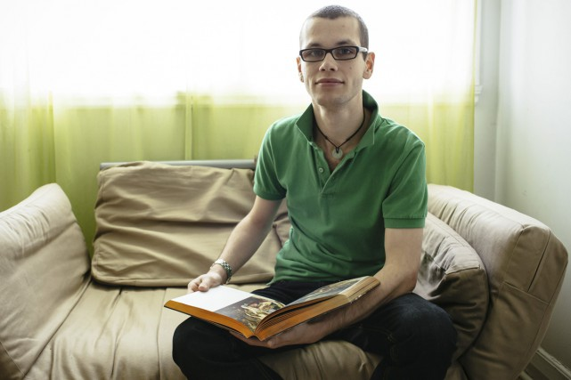 Ce jeune homme, Dany, qui a fait partie... (Photo: fournie par le FIFA)