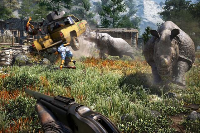 Far Cry 4vient du même arbre queFar Cry...