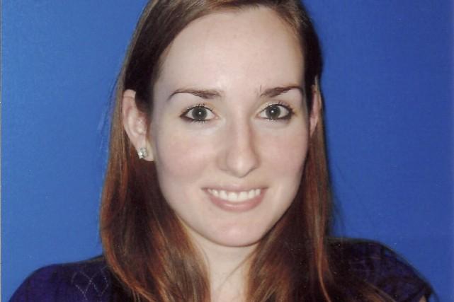 Émilie Marchand, 27 ans, souffrait de dépression. «C'est... (PHOTO FOURNIE PAR LA FAMILLE)