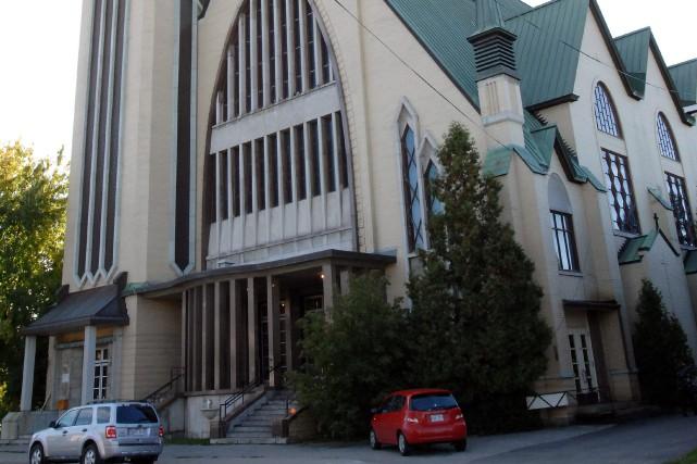 L'église du Christ-Roi intéresse différents promoteurs, révèle le... ((Archives))