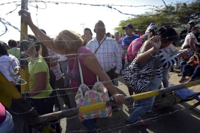 Des cas d'intoxication ont eu lieu dans la... (Photo archives AFP)
