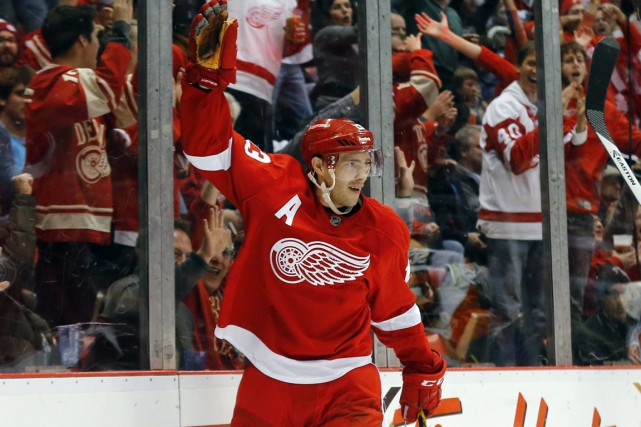 Pavel Datsyuk... (Photo AP)