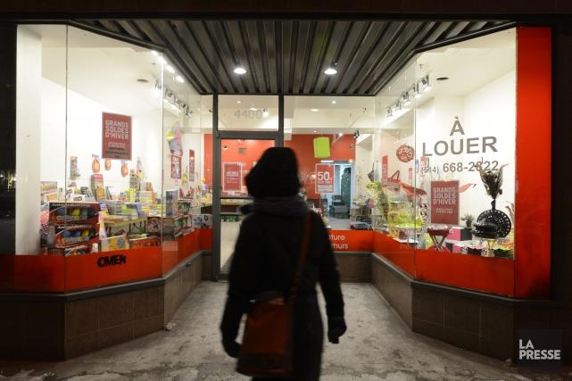 Depuis les fusions, les commerçants montréalais ont vu... (PHOTO BERNARD BRAULT, ARCHIVES LA PRESSE)