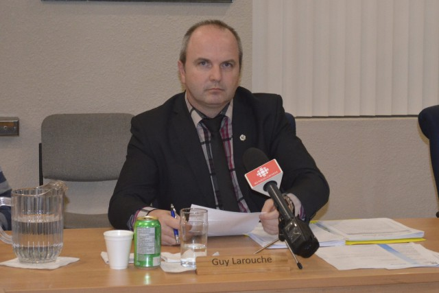 Guy Larouche a remis sa démission comme préfet suppléant de la MRC... (Louis Potvin)