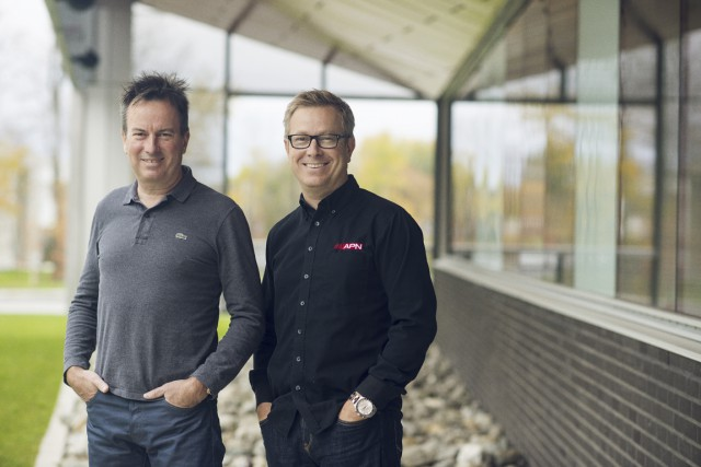 Jean Proteau et Yves Proteau sont coprésidents d'APN.... (PHOTO FOURNIE PAR APN)