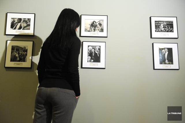 Environ 200 000 $ de moins seront versés l'an prochain aux artistes estriens.... (Archives La Tribune)