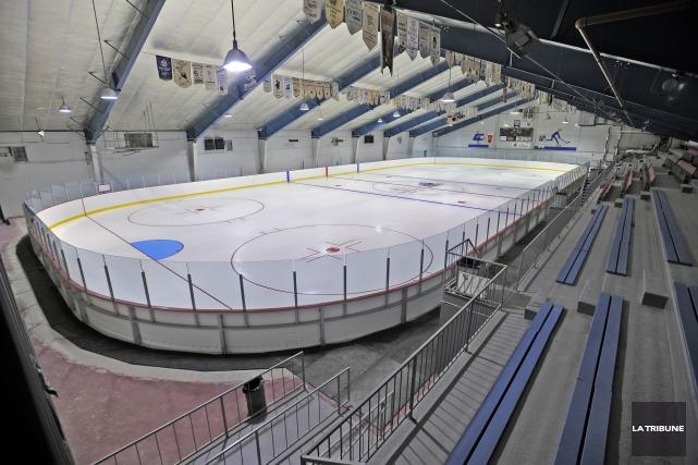 Le deuxième tournoi de la saison de Hockey Sherbrooke a pris son envol hier au... (Archives La Tribune)
